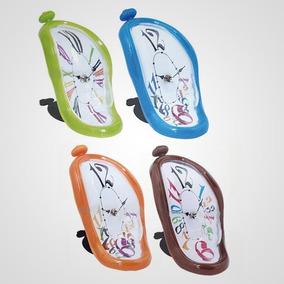 Reloj Dali Derretido Doblado Escritorio Dia Madre Regalosaka