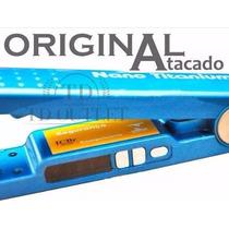 Prancha Alisadora Profissional Nano Titanium 450f Original
