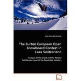 The Burton European Open Snowboard Contest In L Envío Gratis