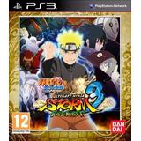Naruto Shippuden Ultimate Ninja Storm 3 Full Burst Ps3 Nuevo