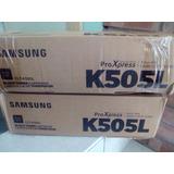Toner Samsung Ctl K505l