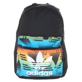 3d63f0d04b Mochila Adidas Color Celeste Original - Mochilas en Mercado Libre ...