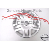 Tapa Rin Polvera Platina 02-10 Nissan Original Envio Gratis