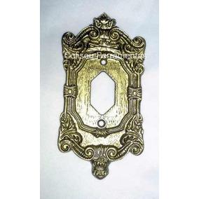 Espelho Colonial 4x2 Tomada Nova 6t Pavilonis 01 Unidade