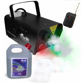 Maquina De Humo Gbr Konor600pro C/control Inalamb.+liquido