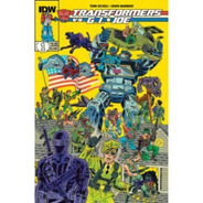 Transformers Vs G.i. Joe Vol  1 + 2