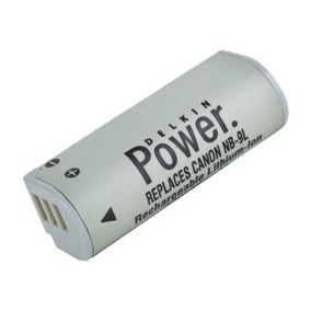 Bateria Premium Battery Nb9l Delkin Devices 3.5 Volts