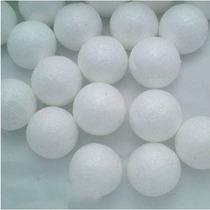 3 Bolas Isopor 25mm - 2,5cm - Trabalho Escolar - Artesanato
