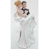 Topo De Bolo Casal De Noivos / Noivinhos Casamento Em Resina