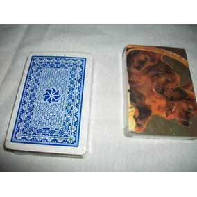 2 Juegos De Naipes Frances Diferentes Colección Subasta