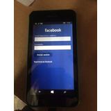 Nokia Lumia 530 Rm1018 Táctil Roto Funciona Ok Libre De Fab.