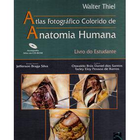 Atlas Anatomia Humana - Livro Do Estudante