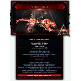 Fenrir Red Muaway(5 Unidades)