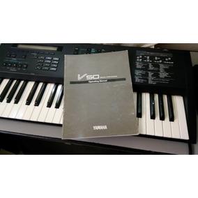 Sintetizador Yamaha V50 Excelente Como Nuevo Sin Uso.