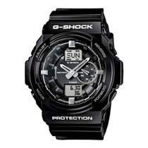 Relógio Casio G-shock Ga-150bw-1a Masculino