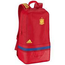 Mochila De Futbol Soccer España Adidas Ai4840