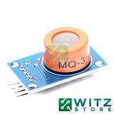 Módulo Sensor De Alcohol Etanol Mq-3