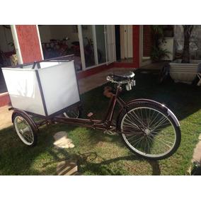 Raríssimo Triciclo Cargueiro Raleigh Anos 30