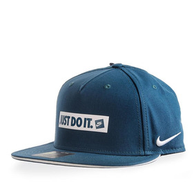 Gorra Nike Redlabel - 851645425 - Azul Petroleo - Unisex