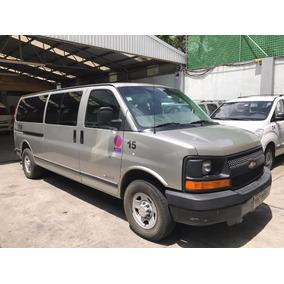 Chevrolet Maxi Van Express 15 Pax
