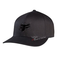 Gorra Fox Racing - Flexfit - Legacy Black Motocross