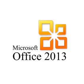 Cd Instalação Office 2013 Professional (ativação Original)