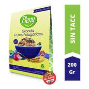 Granola Frutas Patagónicas Pleny X 200 G - Sin Tacc