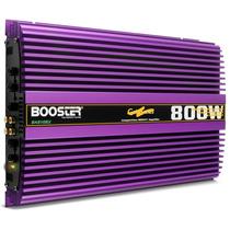 Modulo Booster 800w 800 Amplificador 4 Canais Serie Gold