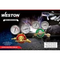 Weston Kit De Reguladores P/oxigeno Harris Mod:z-62554