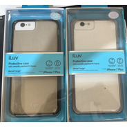 Funda Iluv Metal Forge Para iPhone 7/8 Plus