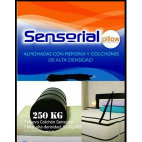 Colchón Espuma Inteligente Viscoelastico 50kg/m3 140x190
