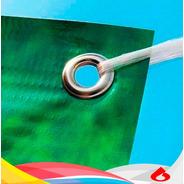 Lona 440g Para Fachadas Com Veniz+ Ilhos - Impressão Digital