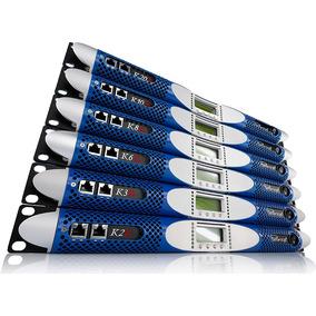 Amplificador Potencia Digital Powersoft K2 - 2400 Watts X 2