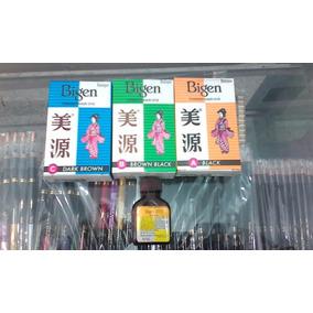 Pigmento Para Cejas Semipermanente Bigen Thailandes