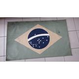 Tapete Quarto Bandeira Brasil 100 % Viscose