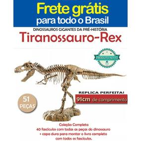 Dinossauro Coleção Completa Rex Da Alto Astral Frete Gratis