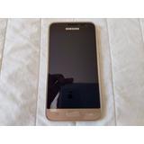Galaxy J1 4g Duos Rede 4g Nos 2 Chips Tela Super Amoled Novo