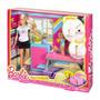 Barbie Quiero Ser Gimnasta Entrenadora Mattel Original