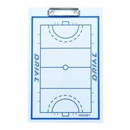 Pizarra Carpeta Tactica Plastica Hockey Futbol Basket Voley