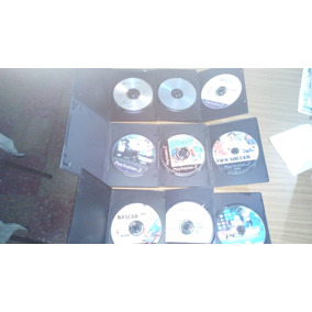 Lote De 8 Juegos De Playstation 2 (fisicos) (moron)