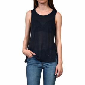 Musculosa Jersey Lino 40127 Riccione Mujer Mistral Mver18