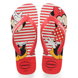 Chinelo Havaianas Disney Stylish Minnie Mickey
