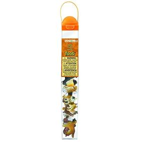 Safari Ltd Perros Toob Con 11 Pintado A Mano Figuritas De Ju