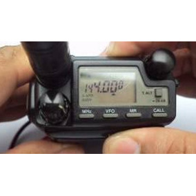 Handy Kenwood Th 26 At Vhf En Excelente Estado
