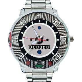 Relógio Personalizado Fusca Antigo Painel Velocimetro 120 Km