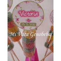 Brochettes De Gomitas Personalizadas - Candy Bar