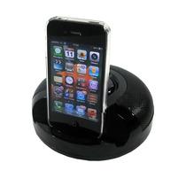 Dock Station Carregador P/ Ipad Iphone Ipod Caixa Som Música