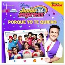 Junior Express - Cd Topa - Porque Yo Te Quiero- Album 2017 -