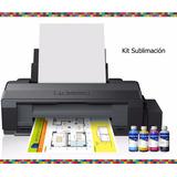 Impresora A3 Epson L1300 + Kit De Sublimacion Inktec