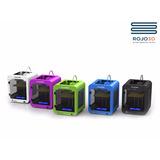 Impresora 3d Super Mini Touch Createbot 3 Años Garantia